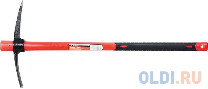 Кирка MATRIX 21830  1500г фибергласовая обрезиненная рукоятка 900мм.