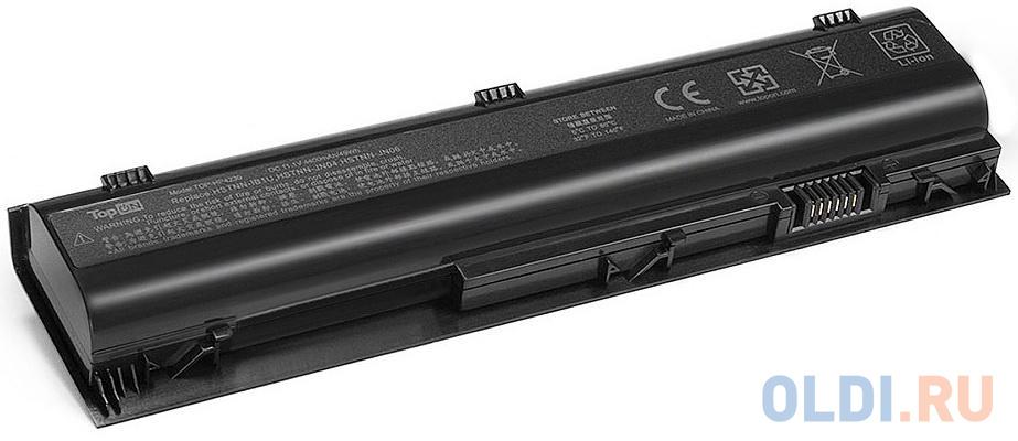 Аккумулятор для ноутбука HP ProBook 4230, 4230s Series 4400мАч 11.1V TopON TOP-HP4230 аккумулятор для ноутбука hp probook 4230 4230s series 4400мач 11 1v topon top hp4230