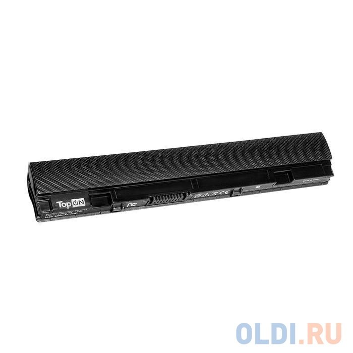 Аккумулятор для ноутбука Asus Asus Eee PC X101, X101C, X101CH, X101H Series. 2200мАч 10.8V TopON TOP-X101
