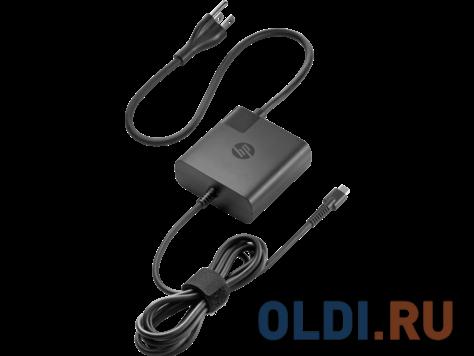 Автомобильный блок питания для ноутбука HP USB-C 65W X7W50AA