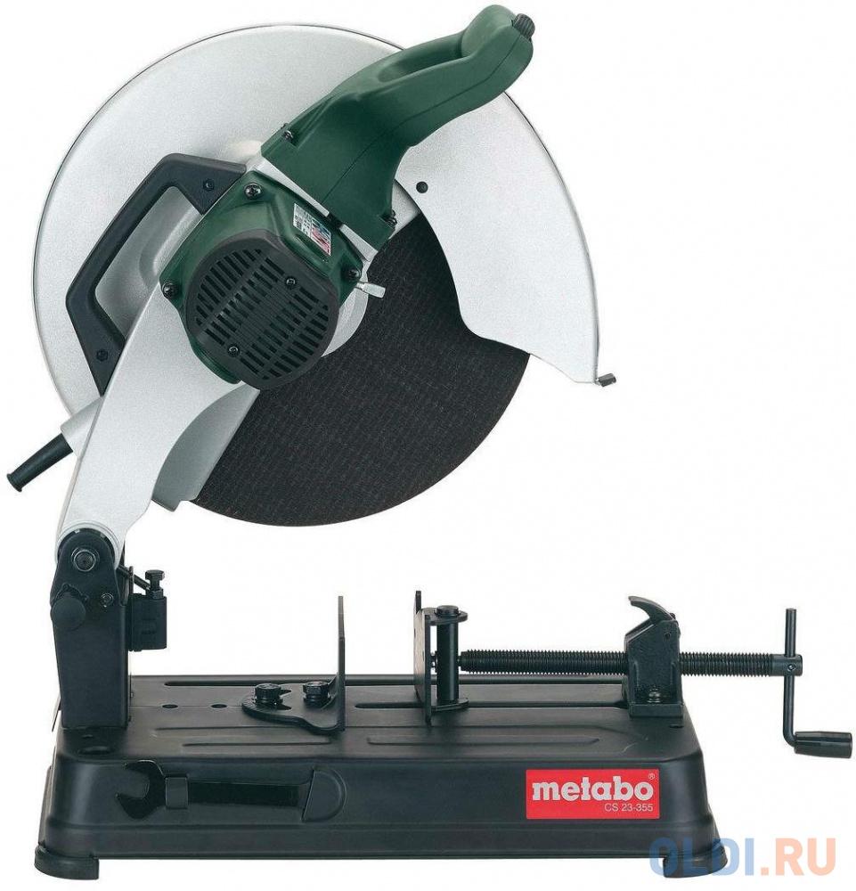 Дисковая пила Metabo CS 23-355 (602335850) 2300 Вт 355мм.