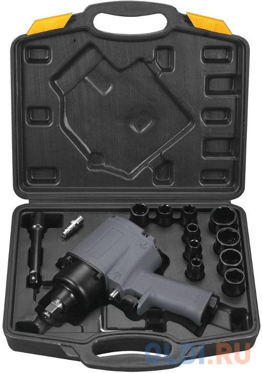 Гайковерт пневматический FUBAG IW 720  100193 ударный 1/2 226л/м 720нм 6.3бар 1/2 +набор кейс.