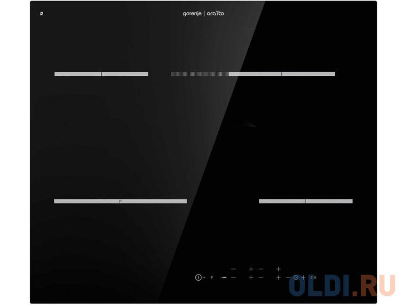 Встраиваемая варочная панель GORENJE ECT648ORAB