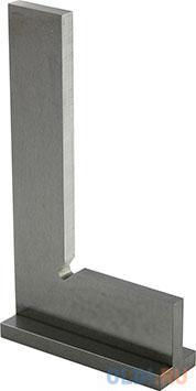 Угольник ЧИЗ УШ 34126 25 см нержавеющая сталь слесарный