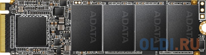 Накопитель SSD A-Data PCI-E x4 2Tb ASX6000PNP-2TT-C XPG SX6000 Pro M.2 2280 накопитель ssd intel pci e x4 2tb ssdpedke020t710 dc p4600 pci e aic add in card