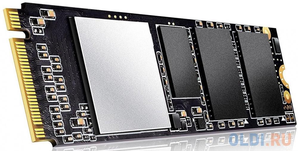 Фото - Твердотельный накопитель SSD M.2 256 Gb A-Data ASX6000PNP-256GT-C Read 2100Mb/s Write 1200Mb/s 3D NAND TLC твердотельный накопитель ssd m 2 256 gb a data ultimate su800 read 560mb s write 520mb s 3d nand tlc asu800ns38 256gt c
