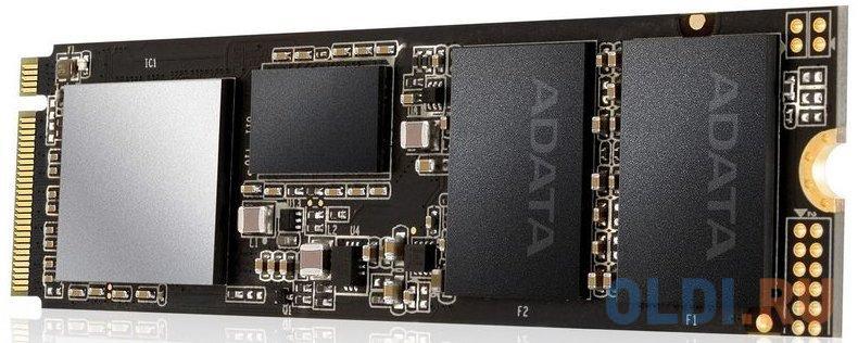 Фото - Твердотельный накопитель SSD M.2 2 Tb A-Data XPG SX8200 Pro Read 3350Mb/s Write 2900Mb/s TLC ASX8200PNP-2TT-C твердотельный накопитель ssd a data ssd накопитель xpg sx8200 pro asx8200pnp 2tt c 2tb