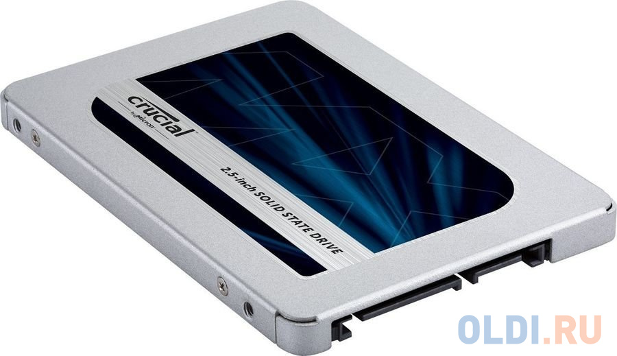 """Crucial 2000GB MX500 SATA 2.5"""" 7mm SSD Non-SED"""