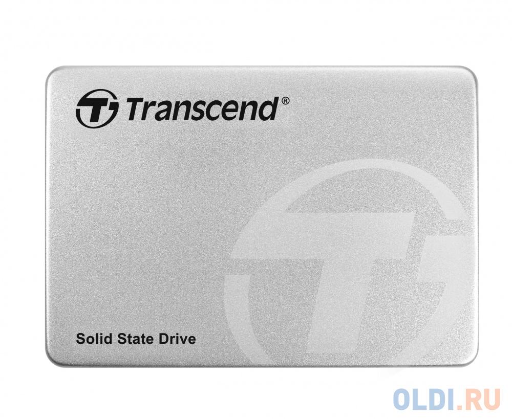 Фото - Твердотельный накопитель SSD 2.5 256GB Transcend SATA III 370S (TS256GSSD370S) твердотельный накопитель ssd 2 5 256gb transcend sata iii 370s ts256gssd370s