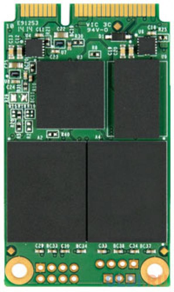 Фото - SSD Твердотельный накопитель mSATA 256Gb Transcend MSA370 SATAIII TS256GMSA370 твердотельный накопитель ssd 2 5 256gb transcend sata iii 370s ts256gssd370s