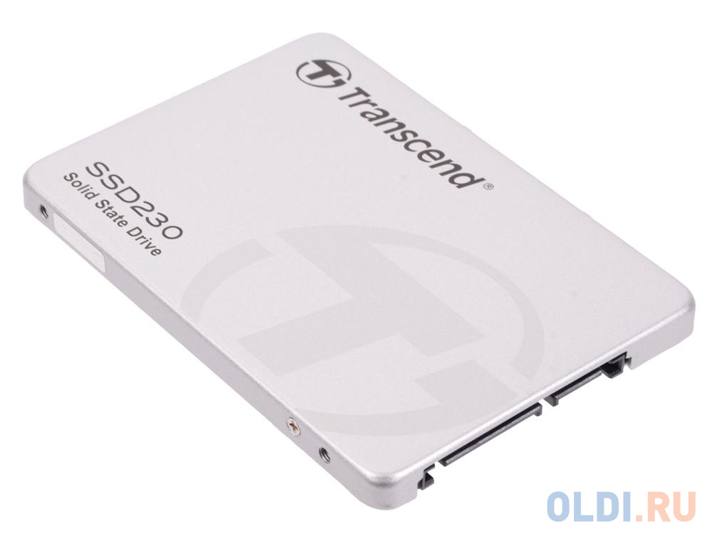 Фото - Твердотельный накопитель SSD 2.5 256GB Transcend SSD230 (R560/W520Mb/s, 3D TLC, SATA 6Gb/s) (TS256GSSD230S) твердотельный накопитель ssd 2 5 256gb transcend sata iii 370s ts256gssd370s