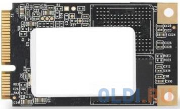 Твердотельный накопитель SSD mSATA 2 Tb Netac N5M Series Read 560Mb/s Write 520Mb/s 3D NAND TLC