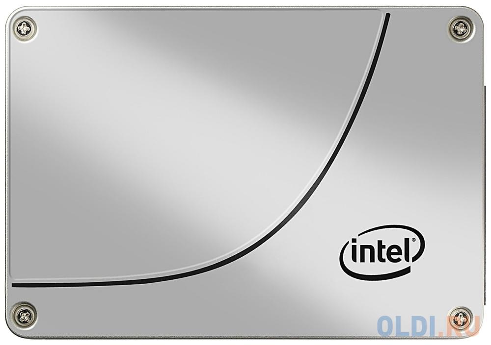 "Твердотельный накопитель SSD 2.5"" 800 Gb Intel S3700 Series Read 500Mb/s Write 460Mb/s SATA III SSDSC2BA800G301"