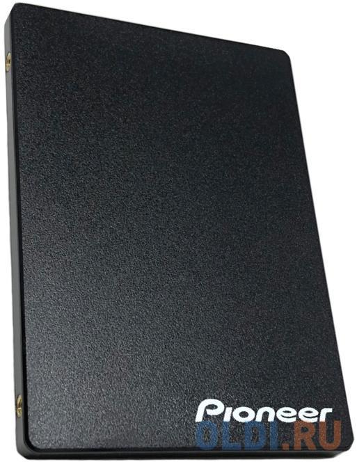 """Картинка для Флеш-накопитель Pioneer Твердотельный накопитель SSD Pioneer 512GB 2.5"""" SATA APS-SL3N-512 R/W(520/450)"""