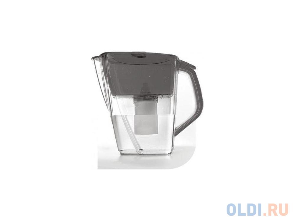 """Фильтр-кувшин для очистки воды """"Барьер-Гранд NEO"""" (антрацит)"""