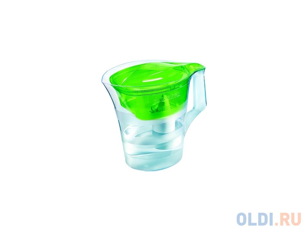 """Фильтр-кувшин для очистки воды  """"Барьер-Твист"""" (зеленый)"""