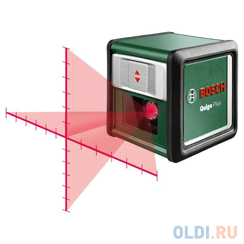 Лазерный нивелир Bosch Quigo Plus