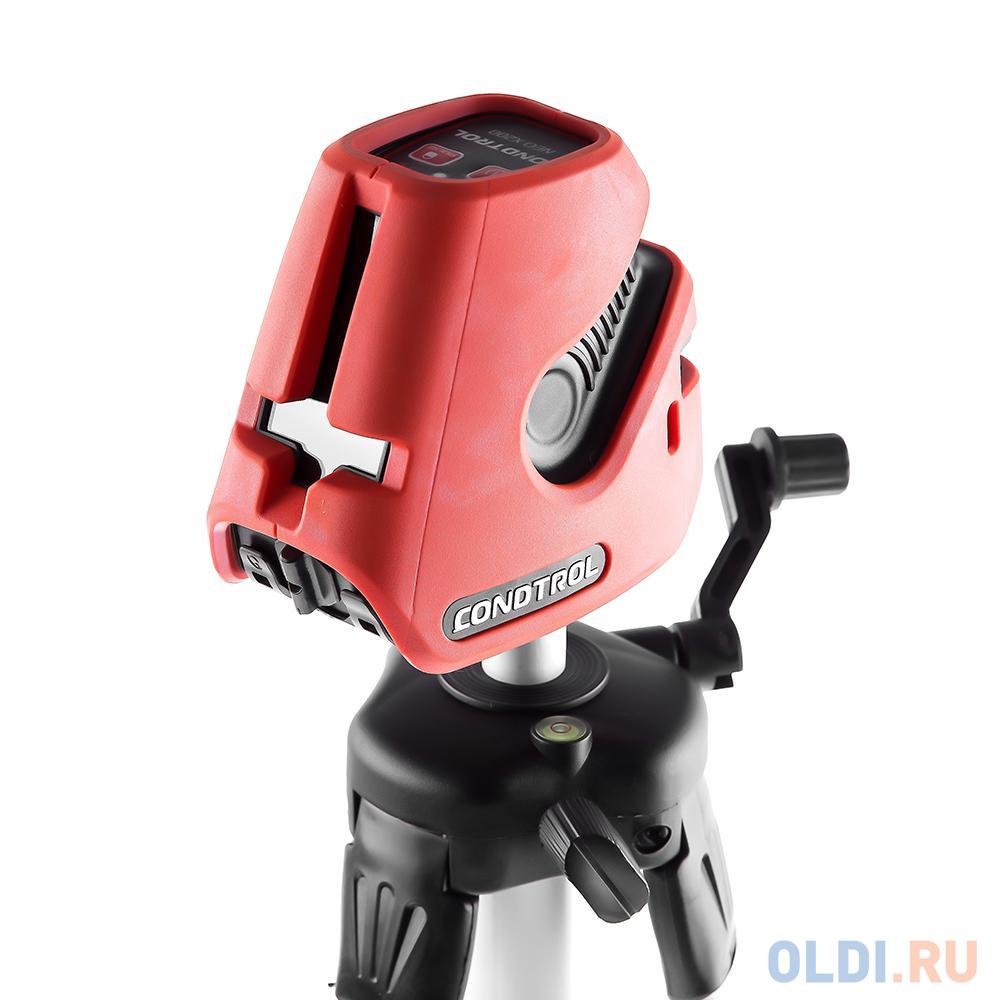 Лазерный нивелир CONDTROL NEO X200 set 30м точность ± 0.2мм/м резьба 5/8
