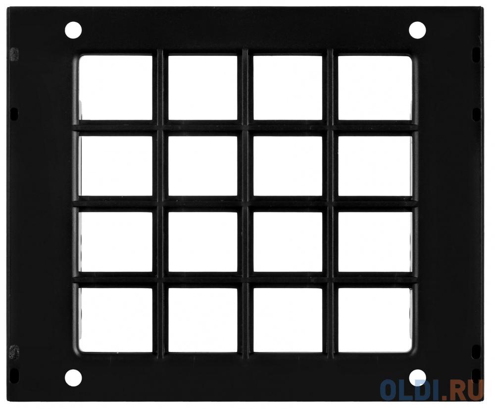 Exegate EX269462RUS Салазки  (переходник) для установки HDD 3.5  в отсек 5.25   Exegate  HD-3T5P4.