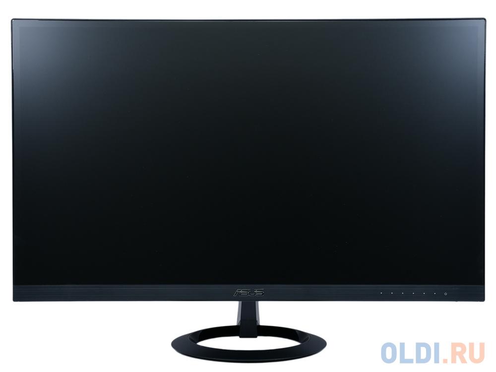 Монитор 27 ASUS VZ279HE Black IPS, 1920x1080, 5ms, 250 cd/m2, ASCR 80M:1, D-Sub, HDMI*2 монитор asus tuf gaming vg27aq 27 черный