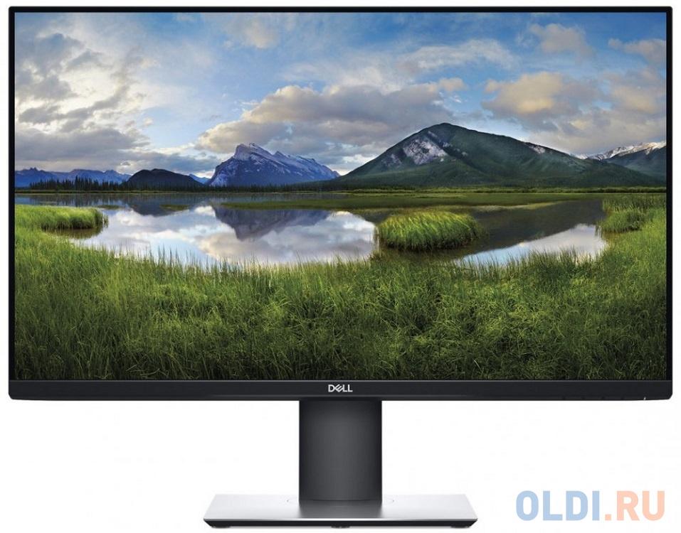 Монитор 21.5 Dell P2219H Black IPS, 1920x1080, 5ms, 250 cd/m2, DCR 1000:1, D-Sub, HDMI, DP, USB, HAS, Pivot, vesa монитор 27 philips 273v7qjab 00 01 black ips 1920x1080 5ms 250 cd m2 1000 1 dcr 10m 1 d sub hdmi dp 2wx2 headph out vesa