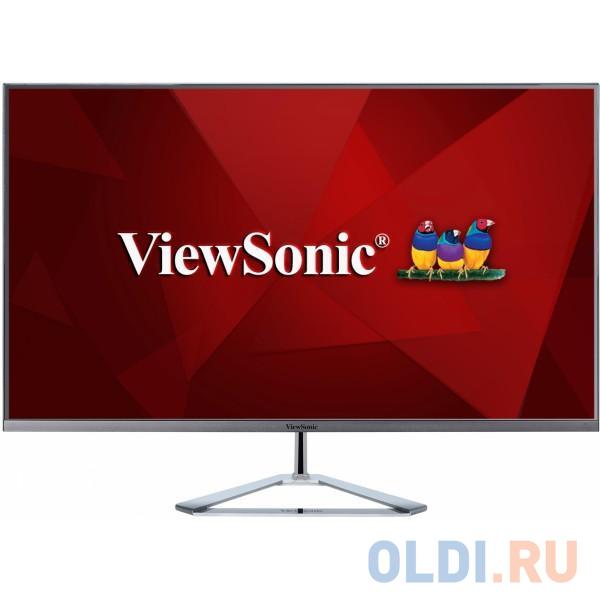 Монитор 31.5 ViewSonic VX3276-MHD-2 Black IPS, 1920x1080, 4ms, 250 cd/m2, 1200:1 (DCR 80M:1), D-Sub, HDMI, DP, 2Wx2, Headph.Out, vesa монитор 27 philips 273v7qjab 00 01 black ips 1920x1080 5ms 250 cd m2 1000 1 dcr 10m 1 d sub hdmi dp 2wx2 headph out vesa