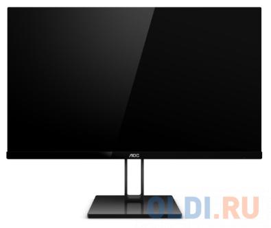 "Картинка для Монитор 21.5"" AOC 22V2Q Black IPS, 1920x1080, 4ms, 250 cd/m2, 1000:1 (DCR 50M:1), HDMI, DP, Headph.Out"