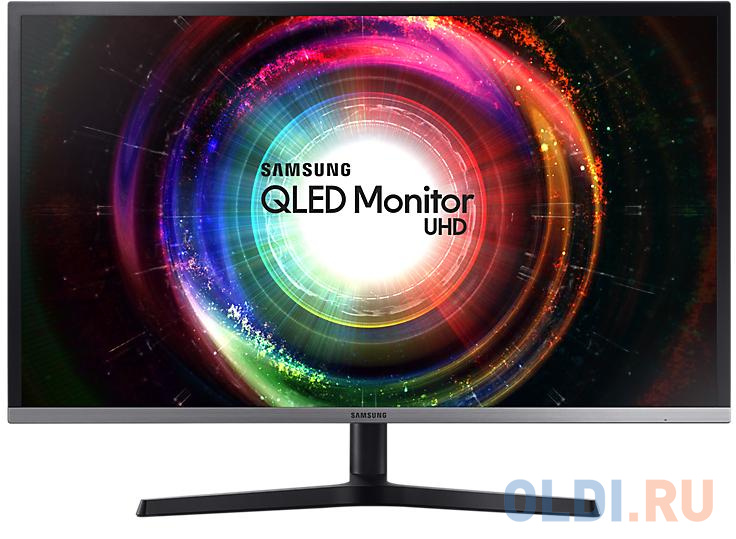 Монитор 31.5 Samsung U32H850UMI Black-Silver VA, 3840x2160, 4 ms, 250 cd/m2, 3000:1 (Mega DCR), HDMI*2, DP, miniDP, USBhub, Headph.Out barrow g1 4 white black silver multicolor cd pattern composite water cooling blank nozzle plug tlcdt v1