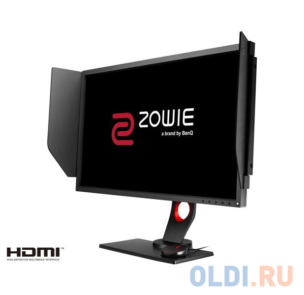 Монитор 27 Benq XL2740 1920x1080, 1ms, 320 cd/m2, 1000:1 (DCR 12M:1), DVI-DL, HDMI*2, DP, USBhub, HAS, Pivot, Headph.Out, vesa, mic монитор 23 6 lg 24gl650 b black tn 1920x1080 144hz 1ms 300 cd m2 1000 1 mega dcr hdmi 2 dp headph out has pivot vesa