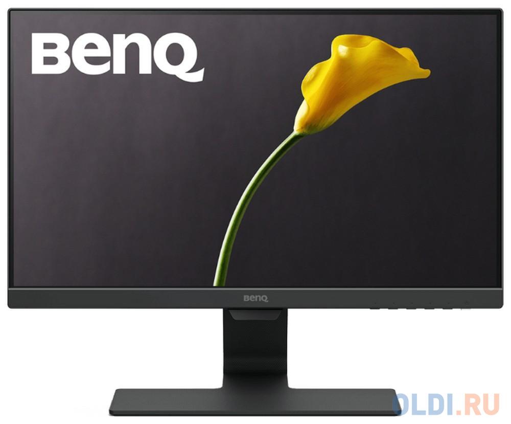 Фото - Монитор 22 BENQ GW2283 черный IPS 1920x1080 250 cd/m^2 5 ms HDMI VGA Аудио 9H.LHLLA.TBE монитор 23 8 philips 243v7qdab 00 01 черный ips 1920x1080 250 cd m^2 5 ms dvi hdmi vga аудио