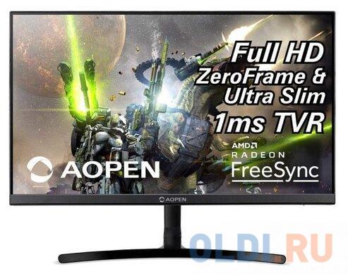 Фото - Монитор 27 Acer 27ML2bix черный IPS 1920x1080 250 cd/m^2 1 ms HDMI VGA Аудио UM.HM2EE.001 монитор 23 8 philips 243v7qdab 00 01 черный ips 1920x1080 250 cd m^2 5 ms dvi hdmi vga аудио