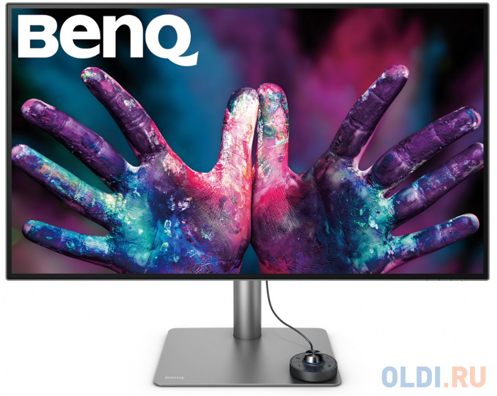МОНИТОР 32 BenQ PD3220U Black-Grey с поворотом экрана (4K, IPS, 3840x2160, HDR10, 5 ms, 178°/178°, 300 cd/m, 20M:1) benq bl2205pt page 5