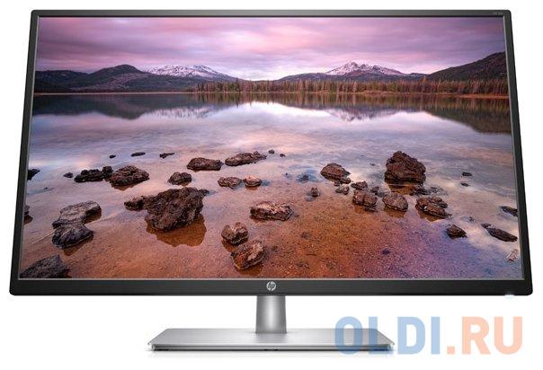Монитор HP 31.5 32s Display черный IPS 16:9 HDMI 250cd 178гр/178гр 1920x1080 D-Sub 7.72кг панель philips 49 49bdl4031d 00 черный led 12ms 16 9 dvi hdmi m m 1100 1 450cd 178гр 178гр 1920x1080 d sub displayport rca да fhd 14 8кг