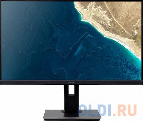 Фото - Монитор 24 Acer V247Ybip черный IPS 1920x1080 250 cd/m^2 4 ms VGA HDMI DisplayPort USB UM.QV7EE.004 монитор 22 hp p22h g4 черный ips 1920x1080 250 cd m^2 5 ms displayport vga hdmi 7uz36aa
