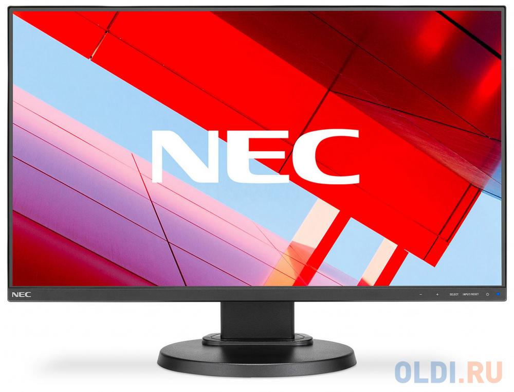 Монитор 24 NEC MultiSync E242N черный IPS 1920x1080 250 cd/m^2 6 ms Аудио HDMI DisplayPort VGA USB 60004990 монитор 23 8 dell p2418ht черный ips 1920x1080 250 cd m^2 6 ms hdmi vga usb аудио 2418 5128