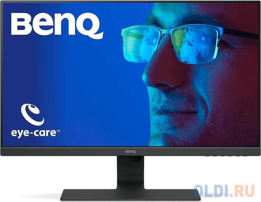 Фото - Монитор 27 BENQ GW2780E черный IPS 1920x1080 250 cd/m^2 5 ms VGA HDMI DisplayPort Аудио 9H.LGELB.FBE монитор 23 8 philips 243v7qdab 00 01 черный ips 1920x1080 250 cd m^2 5 ms dvi hdmi vga аудио