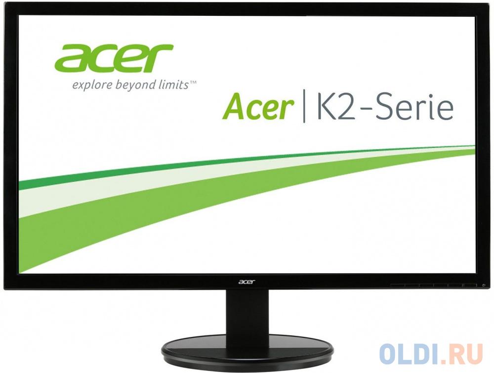 Монитор 20 Acer K202HQLb черный TFT-TN 1600x900 200 cd/m^2 5 ms VGA UM.IW3EE.002