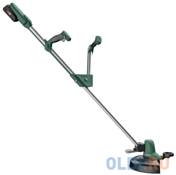 Триммер электрический Bosch UniversalGrassCut 18-260 аккум. реж.эл.:леска газонокосилка bosch universalgrasscut 18 solo 06008c1d01