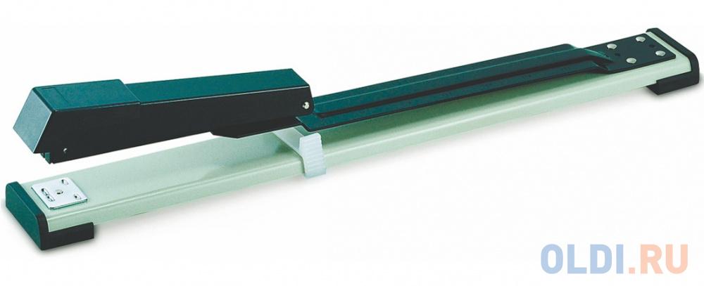 Степлер KW-trio 5900 full-strip до 20 листов скобы 24/6-26/6 серо-черный.