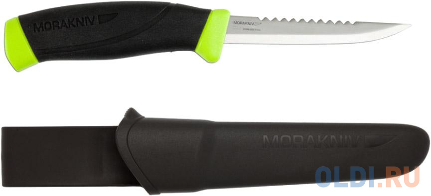 Нож Mora Fishing Comfort Scaler 12208