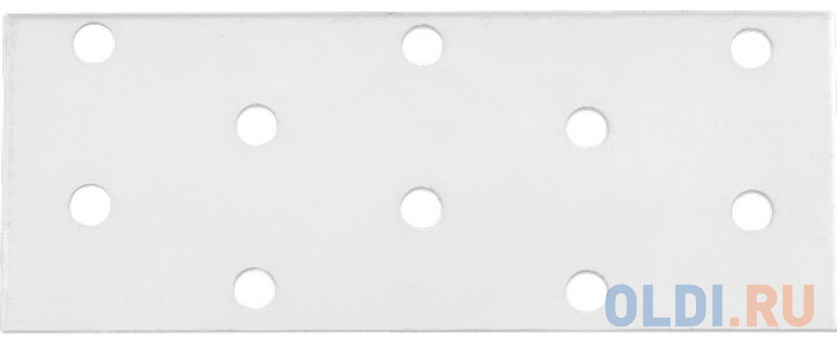 Пластина соединительная 2,0 мм, PS 60x200 мм, Россия// Сибртех
