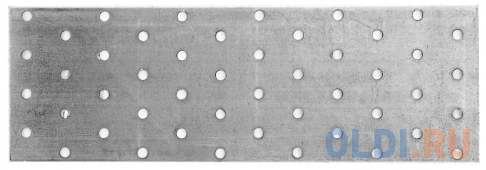 Пластина соединительная 2,0 мм, PS 80x240 мм, Россия// Сибртех