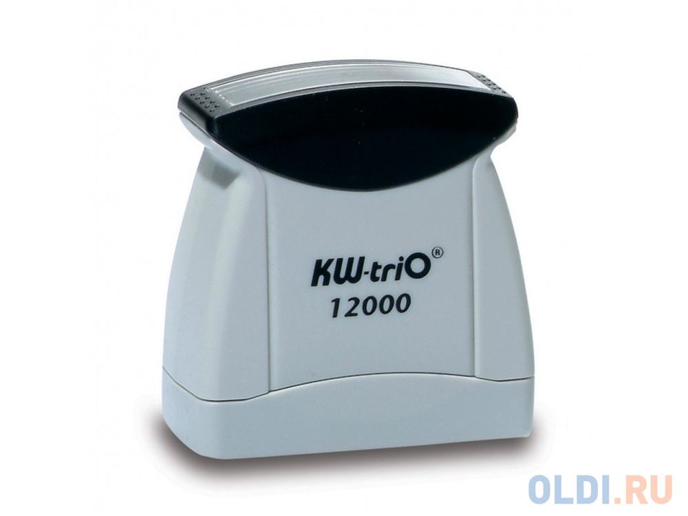 Штамп KW-trio 12013 со стандартным словом ВХОД.№ пластик цвет печати ассорти.