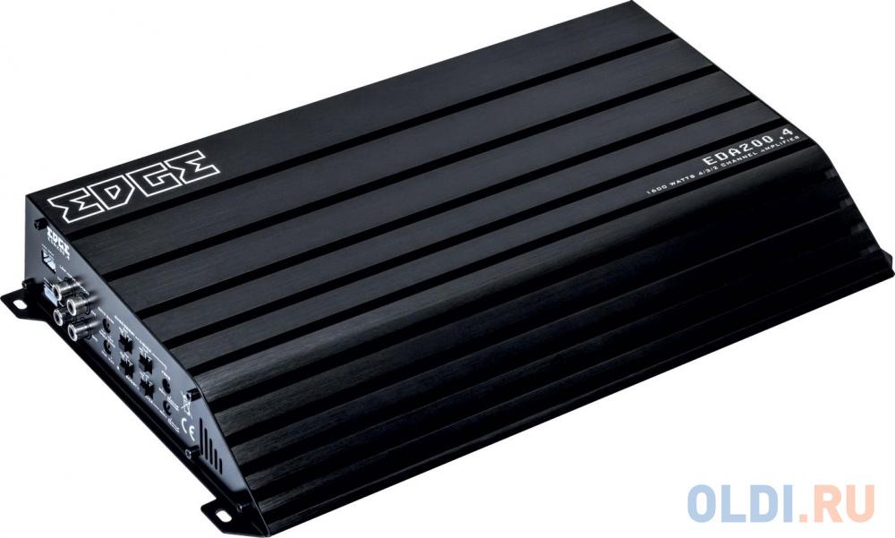 Усилитель звука Edge EDA200.4-E7 4-канальный