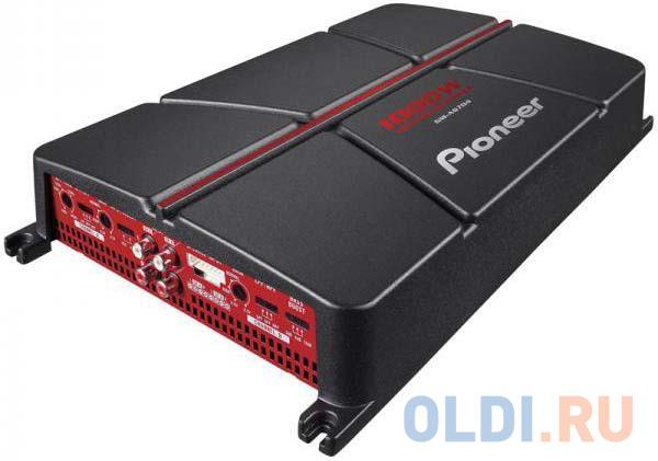 Усилитель автомобильный Pioneer GM-A6704 четырехканальный
