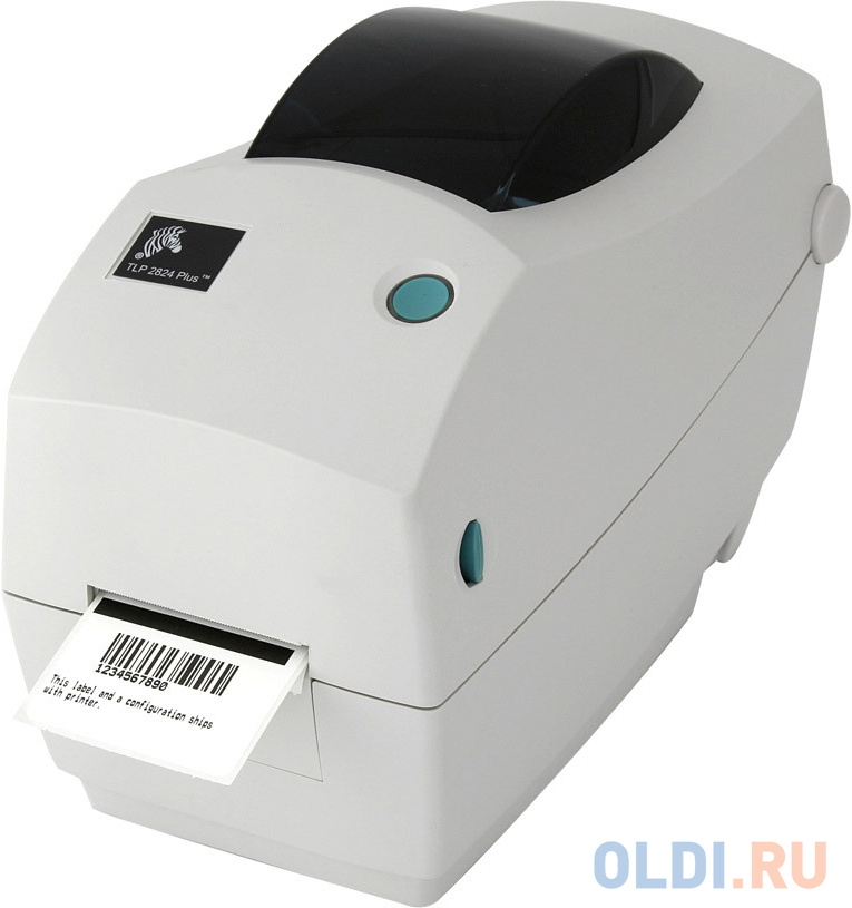 Принтер Zebra TLP2824 Plus 282P-101120-000.