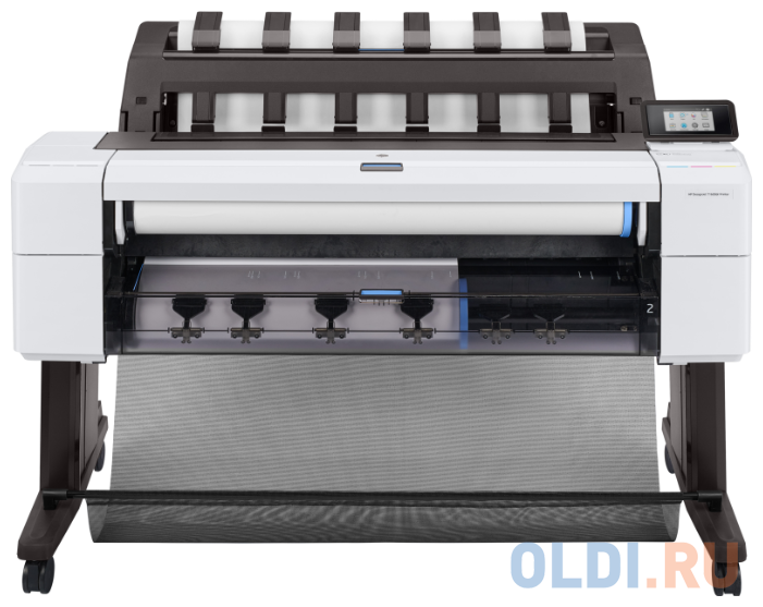 Фото - HP DesignJet T1600dr PS 36-in Printer плоттер hp designjet t520 36in e printer