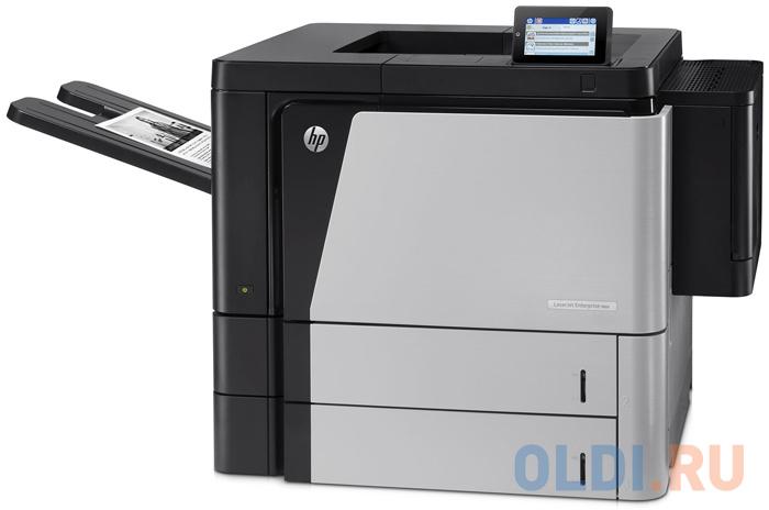 Фото - Принтер HP LaserJet Enterprise M806dn (CZ244A) лазерный принтер hp laserjet enterprise m806dn cz244a лазерный