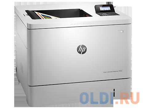 Принтер HP Color LaserJet Enterprise 500 color M553dn лазерный принтер hp color laserjet enterprise m553dn b5l25a