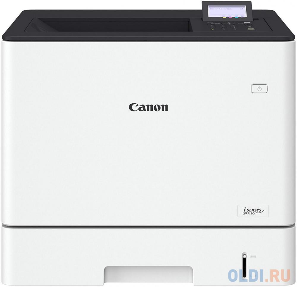Фото - Принтер Canon i-SENSYS LBP712Cx лазерный конверт сонный гномик сонный гномик mp002xc0084i